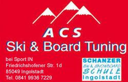 ACS Ski und Board Tuning